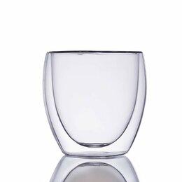 Бокалы и стаканы - Набор стаканов 2шт. 250мл 199-24008 с двойным…, 0