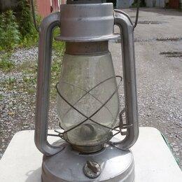 Переносные светильники - Керосиновая лампа, 0