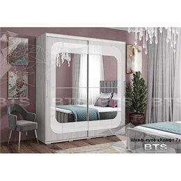 Шкафы, стенки, гарнитуры - Шкаф-купе Крафт-7, 0
