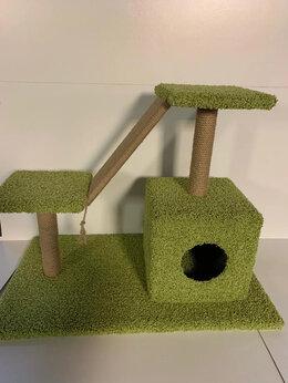 Когтеточки и комплексы  - Игровой комплекс для кошек , 0