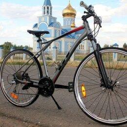 Велосипеды - Шоссейник гибрид GT elite transeo, 0
