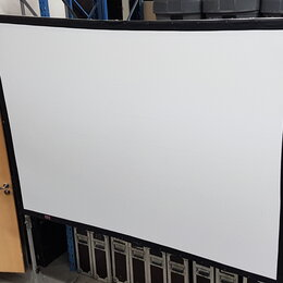 Проекторы - Проекционные экраны Draper Cinefold, 0