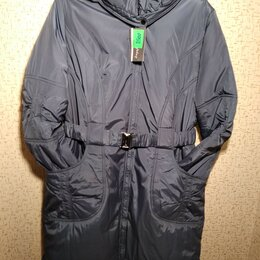 Пальто - Новое женское зимнее пальто  58 размера от московской фирмы ДиВей, 0