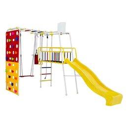 Гимнастические снаряды и спортивные комплексы - ДСК уличный Street 3 Smile (детский комплекс), 0