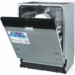 Посудомоечные машины - TCH-DM604D1202SBI Встраиваемая посудомоечная…, 0