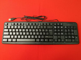 Клавиатуры - Клавиатура DEFENDER HB-420 USB  (черный), 0