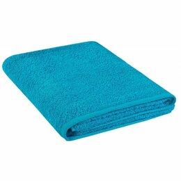 Постельное белье - Простыня махровая (180х220) плотность 380 гр. Бирюза, 0