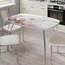 Столы и столики - Стол «Агат» (1200х800) орхидея, 0
