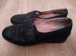 Ботинки - Полуботинки на липучке р.39  , 0