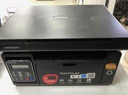 Принтеры и МФУ - МФУ лазерный PANTUM M6500W принтер+сканер+копир, 0