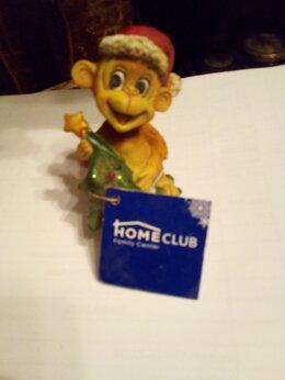 Новогодние фигурки и сувениры - Фигурка обезьянки homeclub, 0