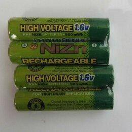Батарейки - Аккумулятор AAA Ni-Zn PowerGenix 1,6V 900mWh, 0