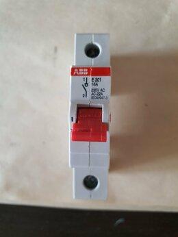 Защитная автоматика - Автомат ABB 16A E201, 0