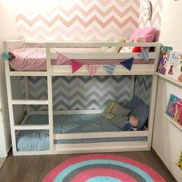 Кроватки - Кровать чердак для детей , 0