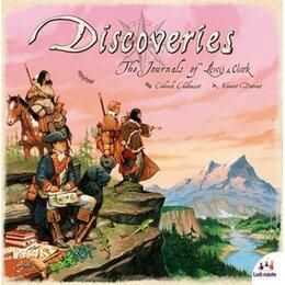 Литература на иностранных языках - Открытия (Discoveries The journals of Lewis and Clark), 0
