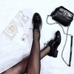 Ботинки - Лаковые ботинки, 0