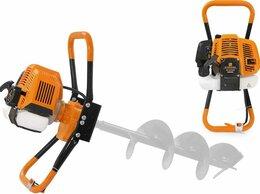 Мотобуры и оснастка - Мотобур Carver AG-52/000 без шнека, 0