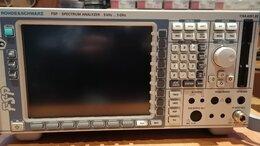 Лабораторное оборудование - Анализатор спектра Rohde & Schwarz FSP3, 0