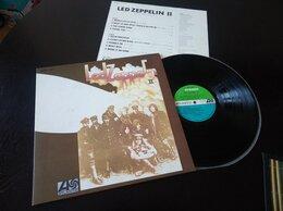 Виниловые пластинки - Led Zeppelin – Led Zeppelin II 1969 Japan…, 0