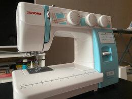 Швейные машины - Швейная машина JANOME SE 7519, 0