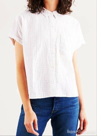Рубашка Levi's новая оригинал по цене 4400₽ - Блузки и кофточки, фото 0
