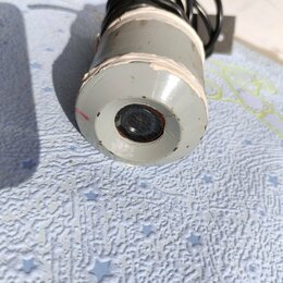 Камеры видеонаблюдения - Видеокамера аналоговая черно белая для видео наблюдений с кронштейном , 0