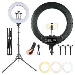 Осветительное оборудование - Кольцевая светодиодная лампа со штативом Ring…, 0