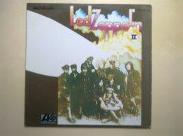 Виниловые пластинки - LED ZEPPELIN II 1969 Spain EX/EX  ( розовый…, 0