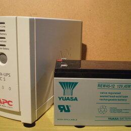 Источники бесперебойного питания, сетевые фильтры - Ибп APC Back-UPS CS 500, 0