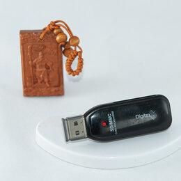 Устройства для чтения карт памяти - Внешний картридер Digitex DS04 SD/MMC USB2.0, 0