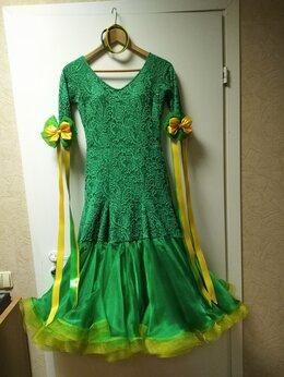 Платья - Платье (спортивные бальные танцы) для девочки…, 0