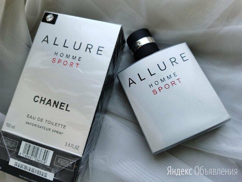 Chanel Allure Homme Sport евролюкс по цене 1600₽ - Парфюмерия, фото 0