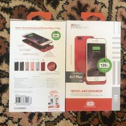 Аккумуляторы - Чехол-Аккумулятор для iPhone 6 , 7 Plus. 5000 mAh, 0