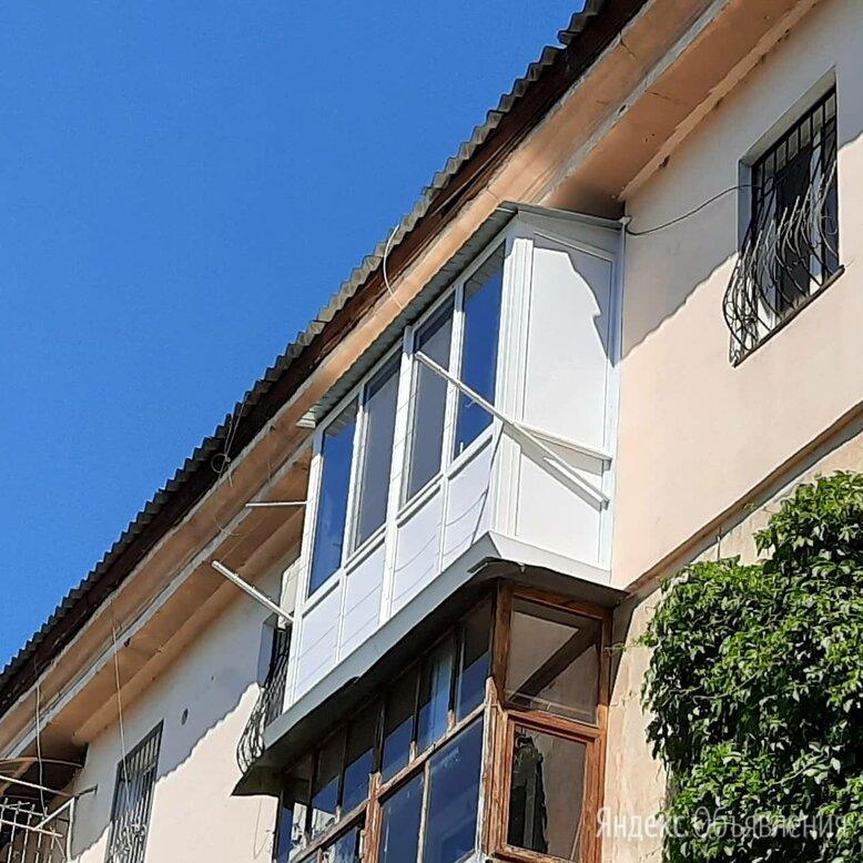 Балконы под ключ. Остекление балконов и лоджий по цене 3000₽ - Окна, фото 0