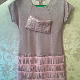 Платья и сарафаны - Праздничное платье для девочки, 0