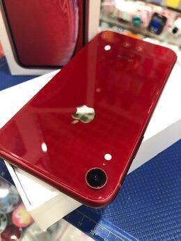 Мобильные телефоны - iPhone XR 256GB Red Ростест, 0