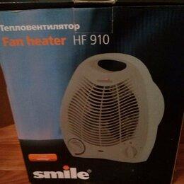 Обогреватели - Новый тепловентилятор и вентилятор, 0
