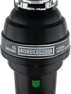 Измельчители пищевых отходов - Измельчитель пищевых отходов Bone Crusher BC 1000, 0