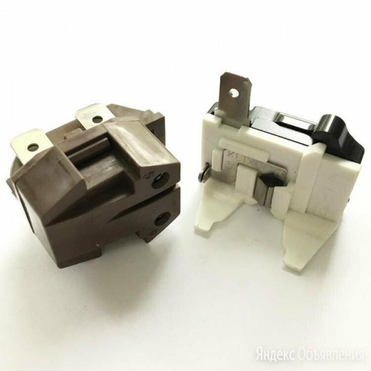 Реле пусковое IC-4 + реле тепловое 4TM (комплект) по цене 800₽ - Аксессуары и запчасти, фото 0