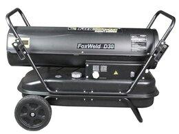 Тепловые пушки - FOXWELD D30 Тепловая дизельная пушка прямого…, 0
