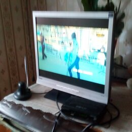 Телевизоры - Телевизор жк, 0