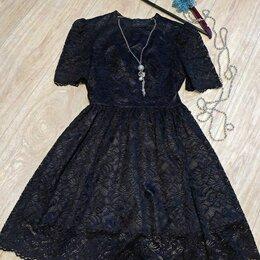 Платья - Новое кружевное платье, 0