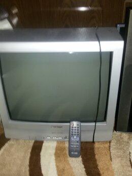 Телевизоры - Телевизор SHARP 21E1-RU, 0