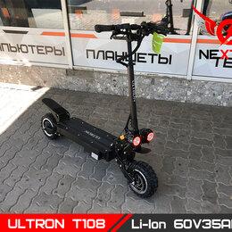Самокаты - Электросамокат Ultron T108, 0