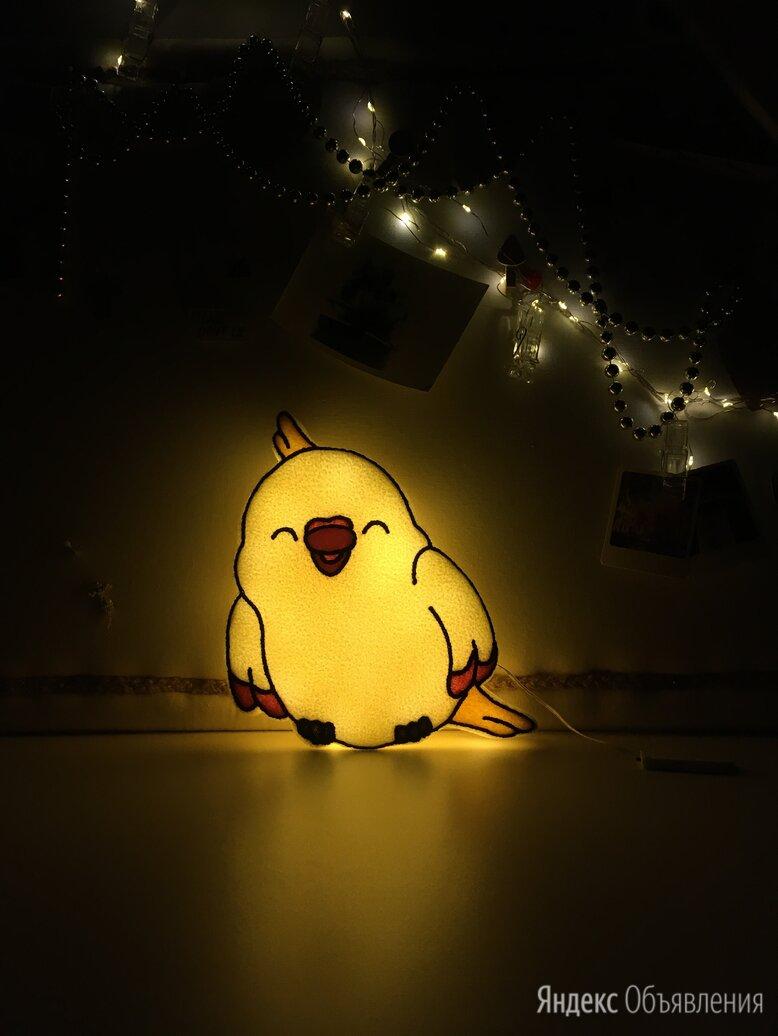 """Подарок на день рождения Мягкий ночник """"Toys is...""""  по цене 2000₽ - Ночники и декоративные светильники, фото 0"""