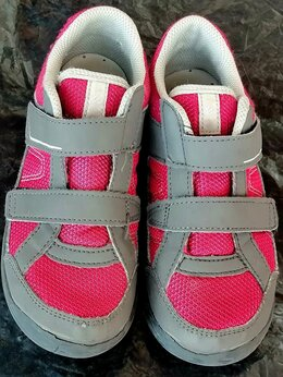 Ботинки - Детские ботинки (кроссовки) QUECHUA, р.31,5, 0