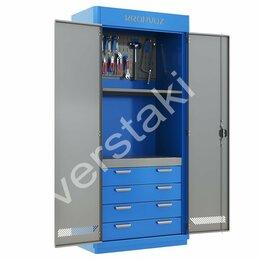 Шкафы для инструментов - Шкаф инструментальный KronVuz Box 1421, 0