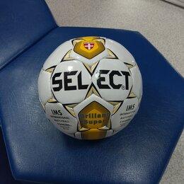 Мячи - Мяч футбольный SELECT Brillant Super, 0