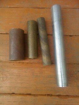 Металлопрокат - Латунь бронза медь нержавейка, алюминий, припой, 0