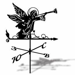Флюгеры - Флюгер Ангел, 0